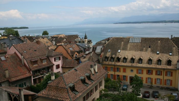 Preserving the Old Buildings of Nyon – Pro Novioduno