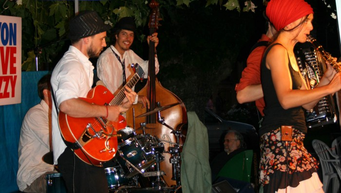 Music in the Nyon area over the Summer months