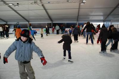 Ice rink Nyon