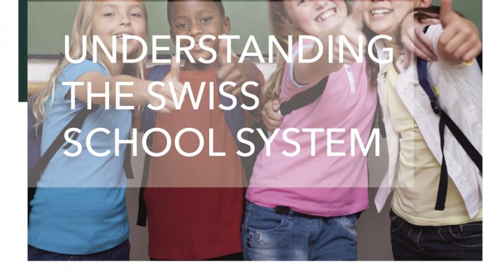 Understanding the Swiss School System – talk in Nyon on Monday October 1st