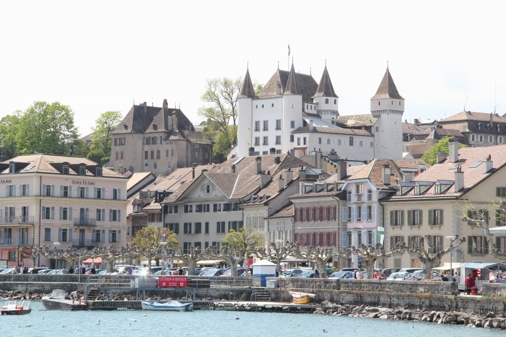 Aubonne Cinema and Nyon by lake May 2013 062