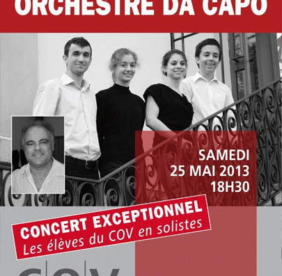 Nyon Orchestra looking for new members – Expats included! Hear them play on 25 May