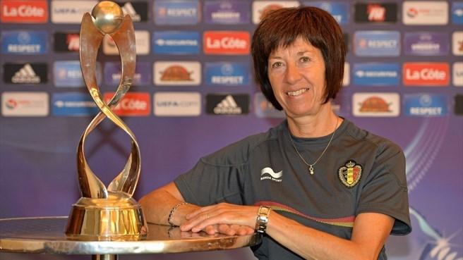 Belgium coach