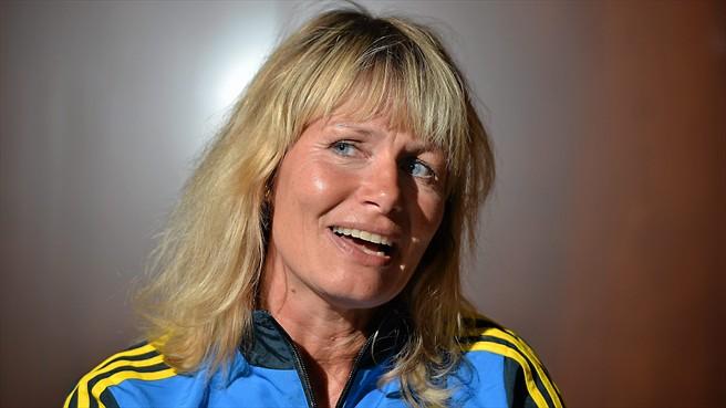 Sweden Head coach