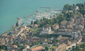 Future Development Plans for Nyon – Subterranean central car park, new shops and more