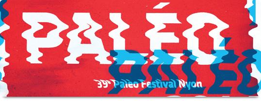 Paléo Banner  2014