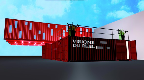 Containers VDR