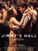"""Five pairs of Free tickets to next Nyon Monday Movie – """"Jimmy's Hall""""  – new Ken Loach film"""