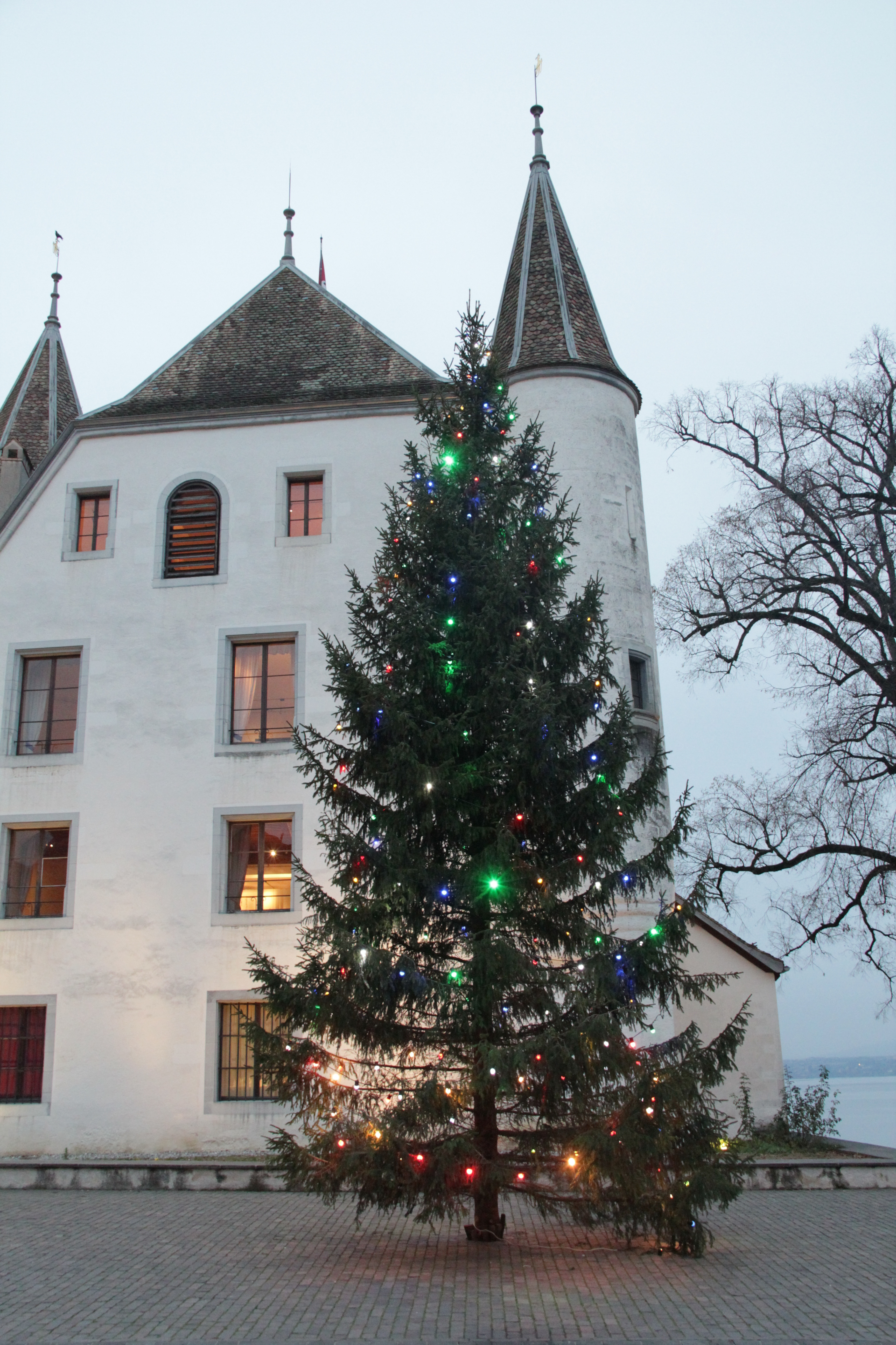 Jazz and Indie Pop in Nyon – Friday 5th Dec,  Christmas Market and Mozart concert on Sunday 7th