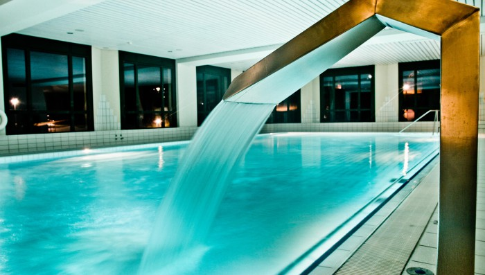 Swimming Lessons, Aquagym, Sauna and Fitness coaching at Clinique La Lignière
