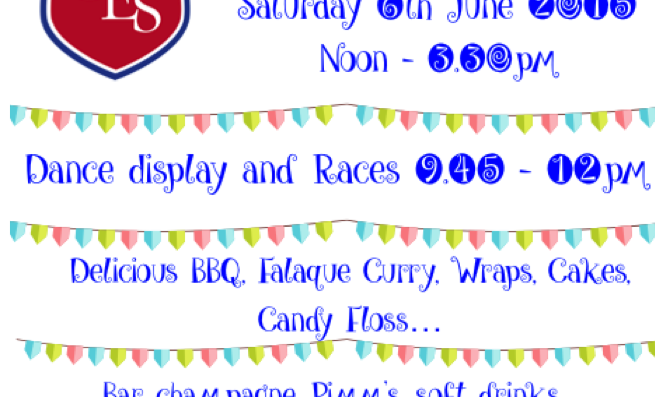 Sports Day Fair and Ben Elton Play