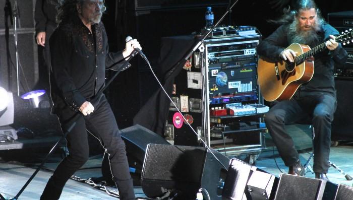 From Rock stars to Radio stars to New stars – Paléo Saturday night