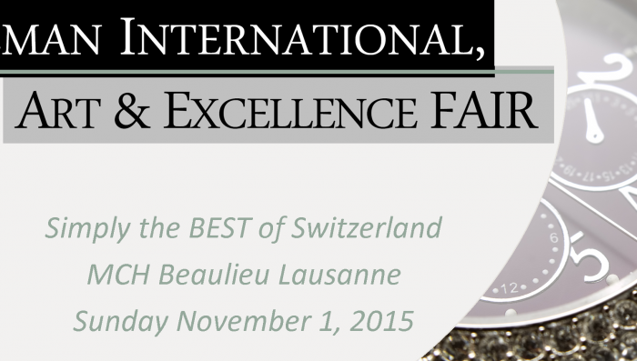 International Fair for Expats – Sunday 1st November