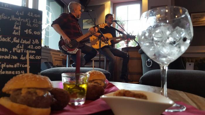 Bar Le Saint-Jean Musique