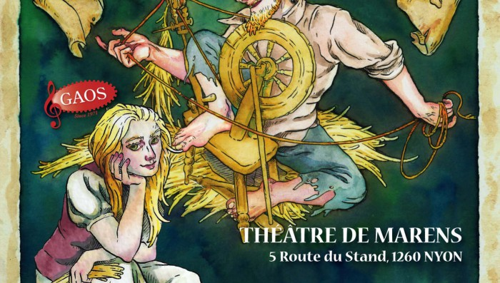 English Pantomime in Nyon and English Play in Coppet in November