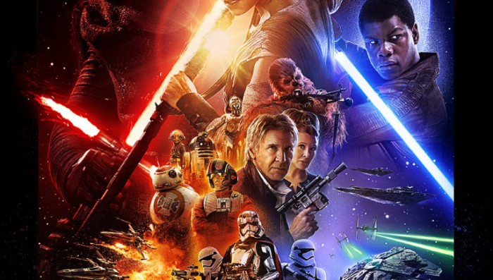 Star Wars in English in Nyon on 21st December