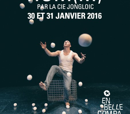 Juggling Performance at the Elastique Citrique this weekend
