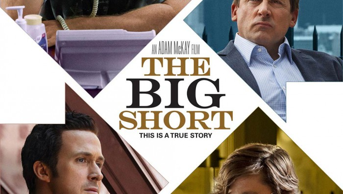 """The Big Short""- Film in English in Nyon 8th Feb."