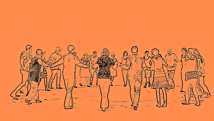 American Contra Dancing Workshop in Coinsins near Nyon – Friday 4th March