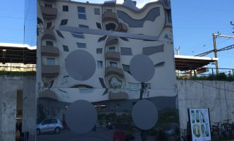 Mirrors Exhibition – Installation in Nyon