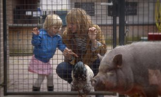 A Funny Multi-Layered film about Eating Meat – Screening Thursday 21st April in Gland