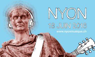 Fête de la Musique on Saturday / Hostel to open in Nyon in 2017