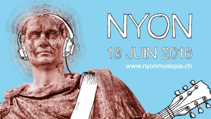 Fête de la Musique on Saturday / Hostel to open in Nyon in 2017