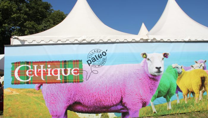 What's new at Paléo 2016 – Celtic Theme, More Seating, Quiet areas and a Pub!