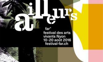 FAR festival begins 10th August – Dance, art and theatre. Night walks with teenagers around the town