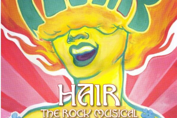 Hair – Musical in English. Big Brocante 20th and 21st August