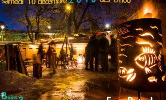 Full Moon Fondue by the Lake – Saturday 10th December