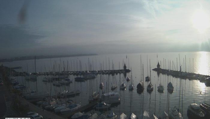 Webcams of the Nyon region and further afield
