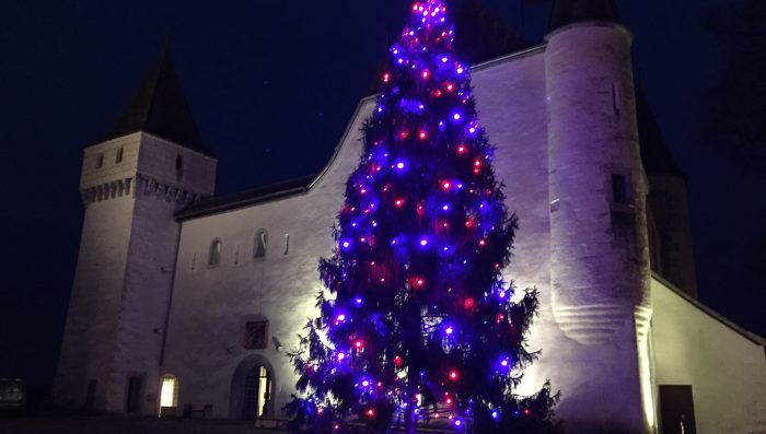 Merry Christmas from Living in Nyon – New Year events