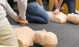 First Aid Courses for Children and Adults in English