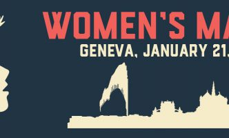Women's March – Saturday 21st January in Geneva