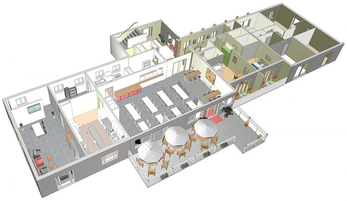 plan hostel