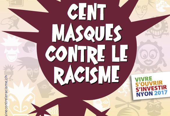Coffee and Croissant in Nyon on Sat 18 March for Anti-Racism week