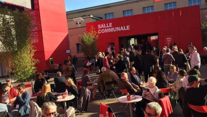 Food Trucks at Visions du Réel, Bars, Restaurant and Dancing