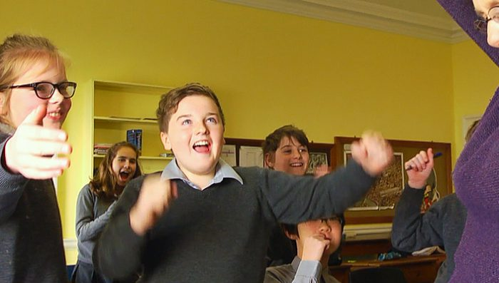 A marvellous film for teachers, educators, parents and everyone – In Loco Parentis