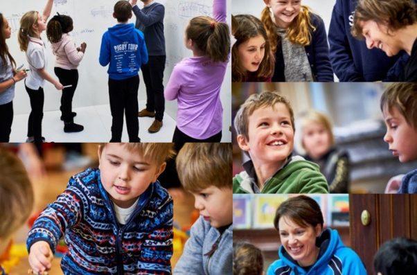 "Geneva English School awarded ""Excellent"" rating"