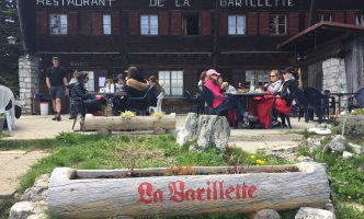 Idea for trips out near Nyon Summer 2017 – Barillette Café/ Restaurant now open