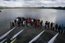 Rowing Regatta this weekend