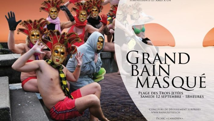 Busy cultural weekend in Nyon area and Masked Swim!
