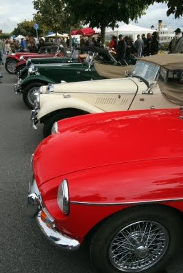 Classic British Car Show and other local events this weekend