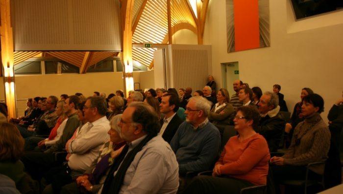 Swiss Politics evening a success