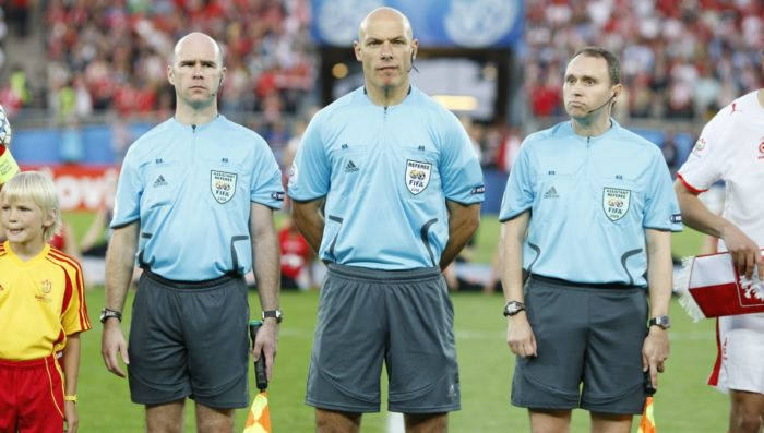 "Captivating film on the ""Beautiful game"" – The referees/ Les Arbitres"