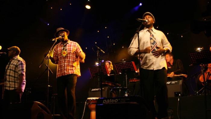 Paléo 2010 a success, Caribbean theme for 2011.
