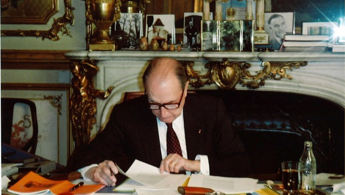 """An """"insightful film"""" on Francois Mitterand and his image"""