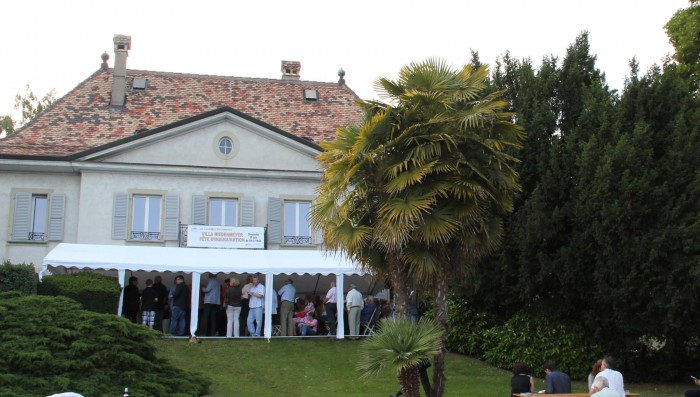 Villa Niedermeyer is now officially open – Events on this weekend