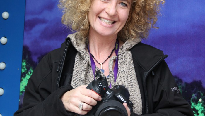 Behind the lens of Paléo photographer Anne Colliard